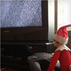 Video Game Elf