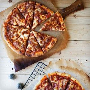Classic Pepperoni Pizza