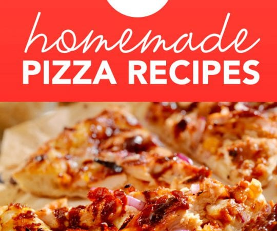 Making grub-worthy pizza at home is easier than you think! Here are the most cheesy, ooey-gooey homemade pizza recipes of all-time.