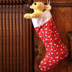 Basic Wide Cuffed Stocking