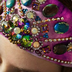 Bejeweled Hippie Headband