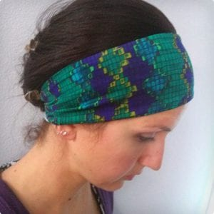 DIY Cloth  Athletic Headband