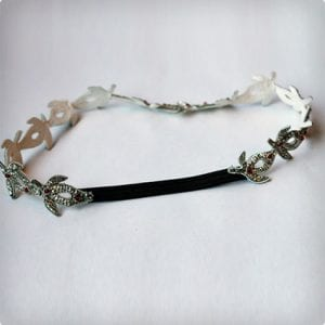 DIY Sparkle Headband