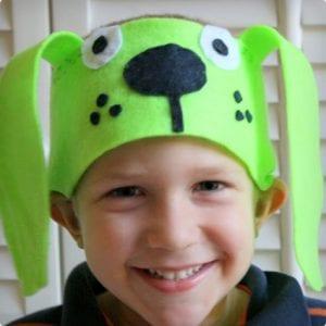 Knuffle Bunny Inspired Headband for Kids