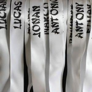 Ninja Style Name Headbands