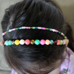 Quick & Easy Bead Headband