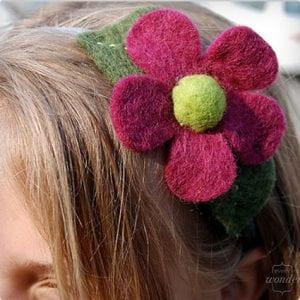 Recycle Pantyhose/Stockings Headbands