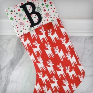 Simple Christmas Stockings Without Padding