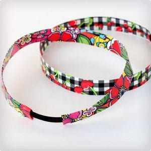 Simple Duck Tape Headband