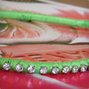 Simple Rhinestone Headband