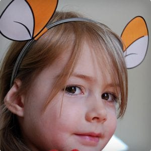 Winnie the Pooh, Piglet, and Tigger Ear Headbands