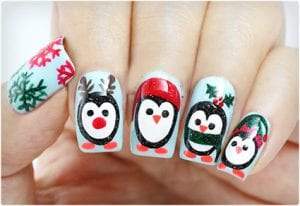 Adorable Troupe of Penguins Tutorial