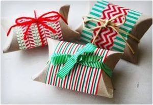 Basic Cardboard Tube Pillow Boxes