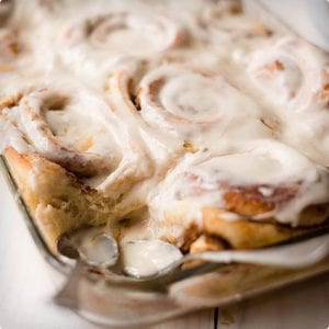 Beginner Scratch Cinnamon Rolls