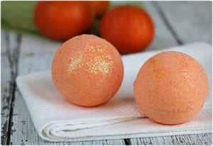 Big Orange Crush Bath Bombs