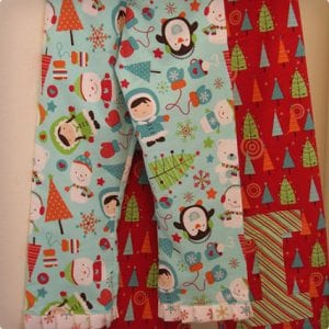Christmas Eve Pajama Pants Tutorial
