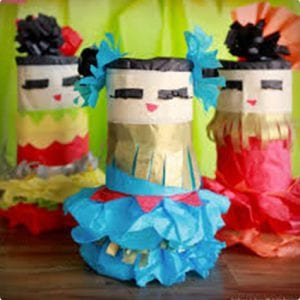 Colorful Mini Pinatas
