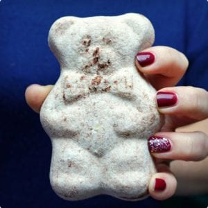 DIY Cocoa Bath Bombs