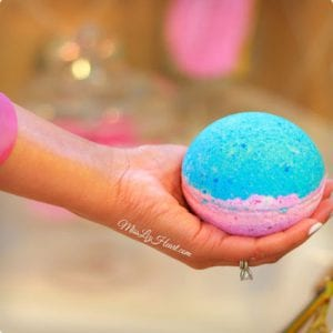 DIY Luxury Bath Bombs