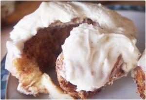 Dreamy Homemade Cinnamon Rolls