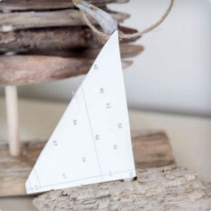 Driftwood Ornaments