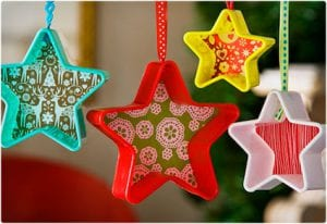 Easy DIY Cookie Cutter Ornaments