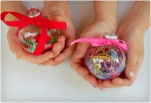 Easy DIY Ornament Project For Kids