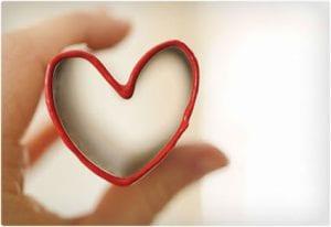 Easy Heart Stamp