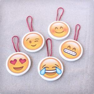 Emoji Ornaments Tutorial