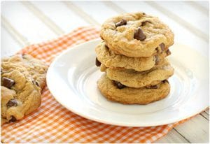 Everyday Soft and Chewy Chocolate Chip Cookies