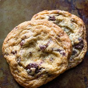 Fabulous Gluten Free Chocolate Chip Cookies