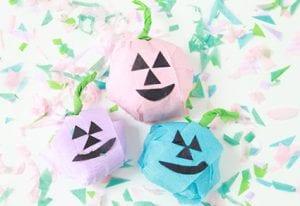Halloween Surprise Pumpkin Balls