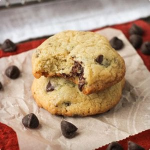 Homemade Break and Bake Cookies