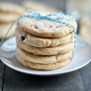 Homemade Chips Ahoy Style Cookies
