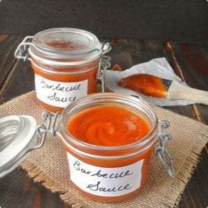 Homemade Signature Barbecue Sauce