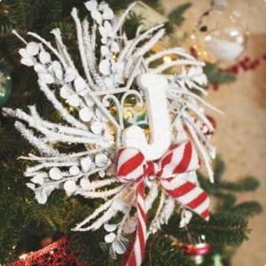 Monogrammed Christmas Ornament Tutorial