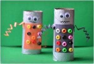 PT Roll Robot Craft