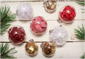 Quick 1 Minute Ornaments