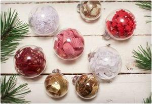 Quick 1 Minute Ornaments