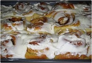 Simple 2 Hour Cinnamon Rolls
