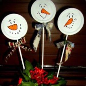 Snowman Sentinel Craft