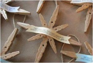 Star of Bethlehem Ornaments