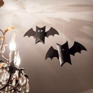 Toilet Paper Bats