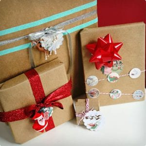 Vintage Gift Tags/Ornaments