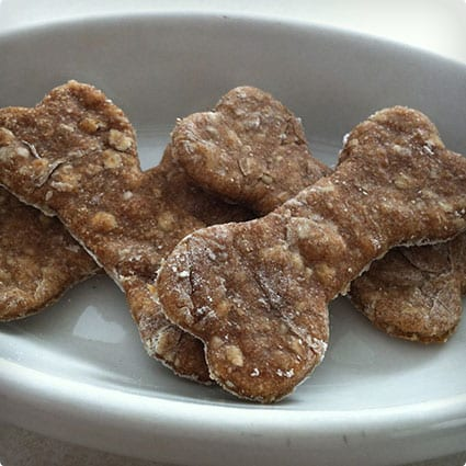 10 Simple Homemade Doggie Treats