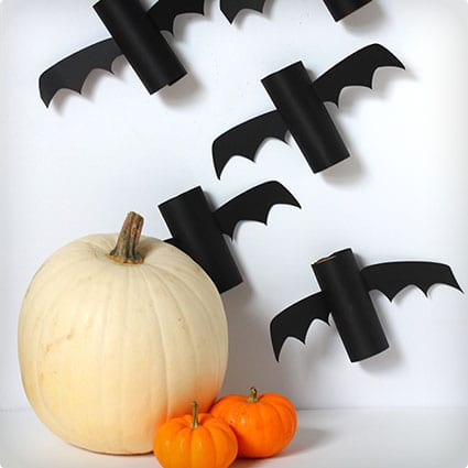 5 Minute Batty TP Roll Craft