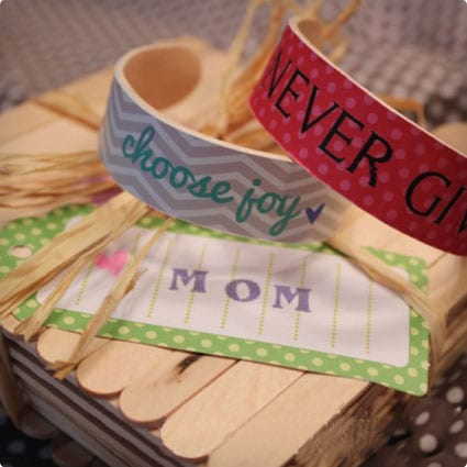 Bracelets and Box With More Decorating Ideas