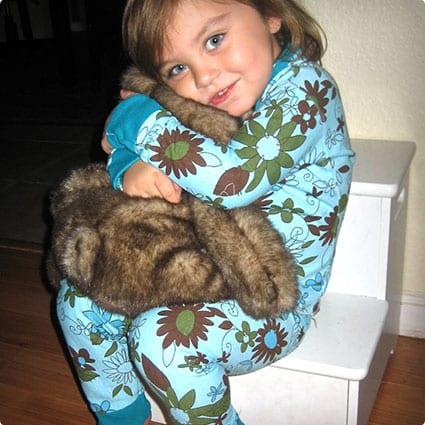 Easy To Sew Long Sleeve Pajamas