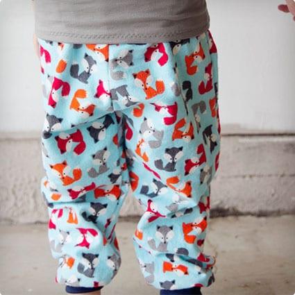 Foxy Pajama Sets