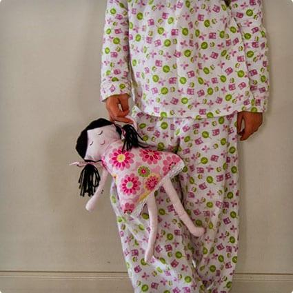 Full Two Piece Pajama Tutorial
